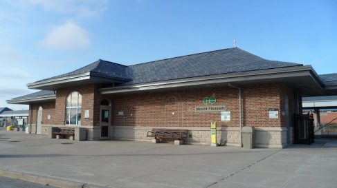 GO Transit Mount Pleasant Station