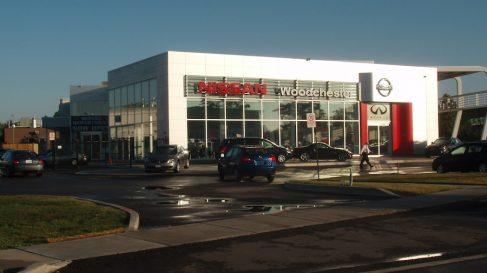 Woodchester Nissan Dealership