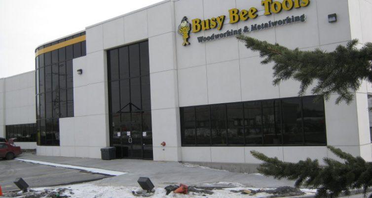 BUSY BEE TOOLS LTD